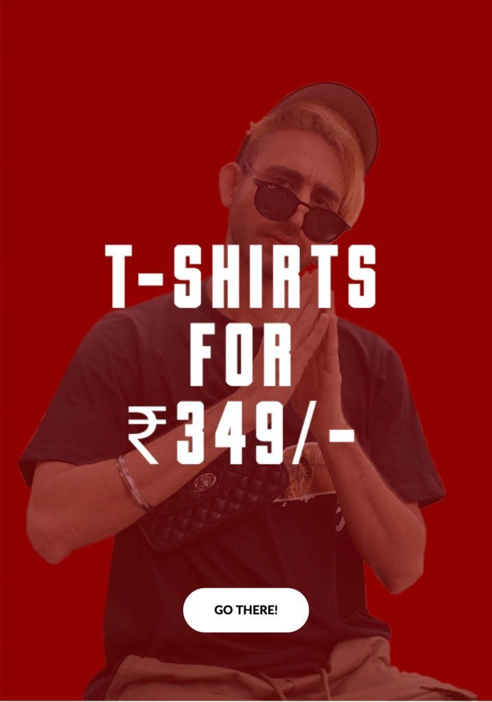 Hermod India online clothing store for unisex t-shirts and caps
